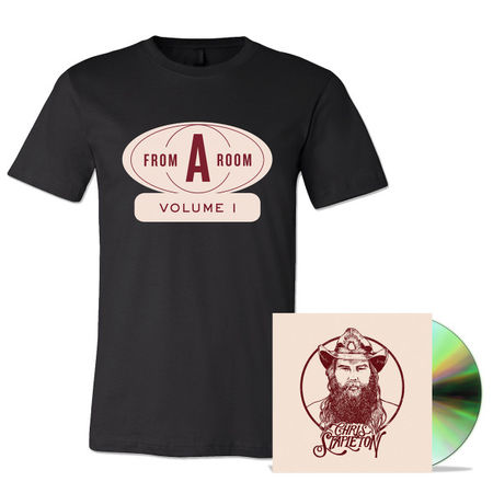 Chris Stapleton: From A Room: Volume 1 CD + T-Shirt