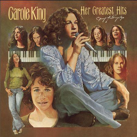 Carole King: Her Greatest Hits: Vinyl LP