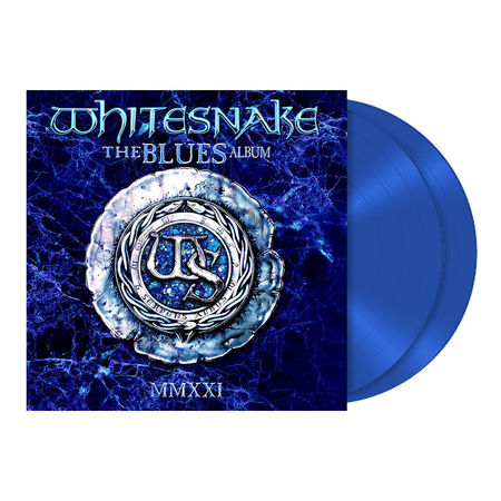 Whitesnake: The Blues Album: Limited Edition Ocean Colour Vinyl