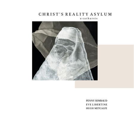 Penny Rimbaud: Christ's Reality Asylum: Gatefold Double Vinyl