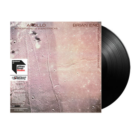 Brian Eno: Apollo: Atmospheres And Soundtracks (2LP Half-Speed)