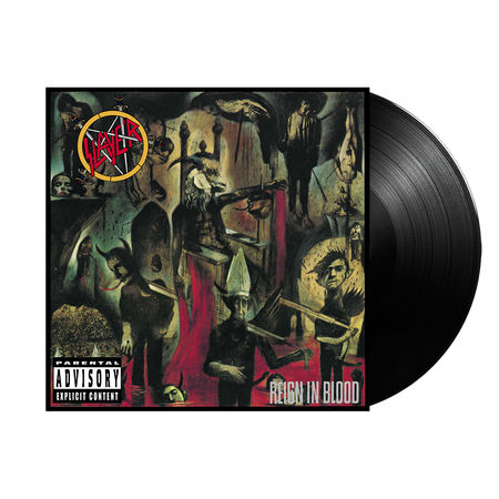 Slayer: Reign In Blood (LP)