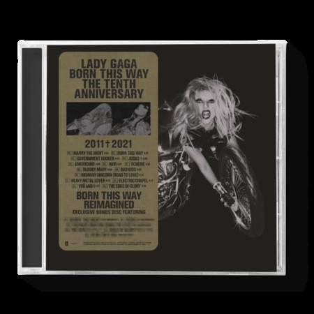 Lady Gaga: Born This Way Tenth Anniversary (2CD)