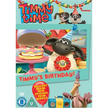 Timmy Time: Timmy's Birthday