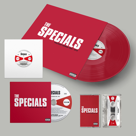 The Specials: Protest Songs 1924-2012: Exclusive Vinyl + CD + Cassette