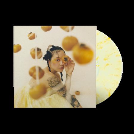 Japanese Breakfast: Jubilee: Clear + Yellow Swirl Vinyl