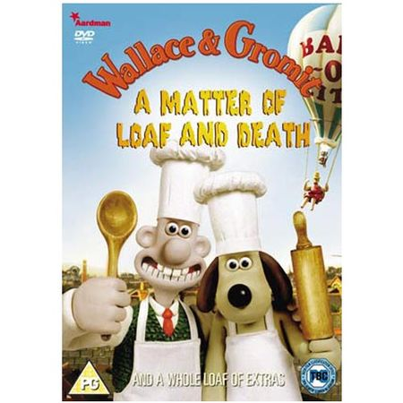 Wallace & Gromit: A Matter Of Loaf And Death DVD