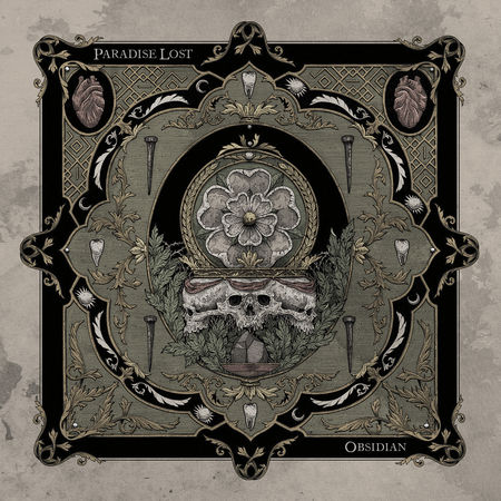 Paradise Lost: Obsidian: CD + Exclusive Signed Insert