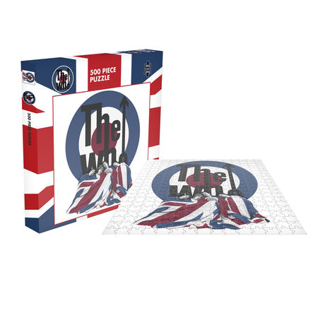 The Who: KIDS ARE ALRIGHT PUZZLE