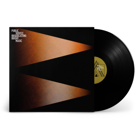 Public Service Broadcasting: Bright Magic: Gatefold Vinyl LP + Signed 12x12