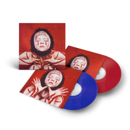 aurora: Infections Of A Different Kind Of Human 2LP