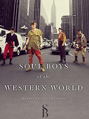 Spandau Ballet: SPANDAU BALLET SOUL BOYS OF THE WESTERN WORLD DUTCH EDITION DVD