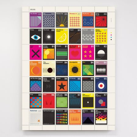 Dorothy: Stamp Albums: Alternative Volume 1 Litho Print