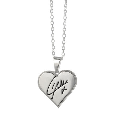 One Direction: One Direction Signature Liam Necklace