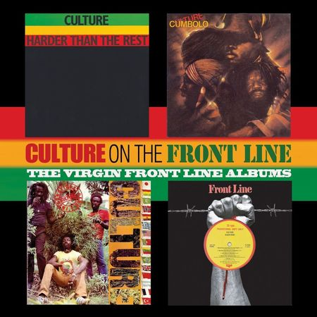 Culture: Culture On The Front Line – The Virgin Front Line Albums: Expanded Version