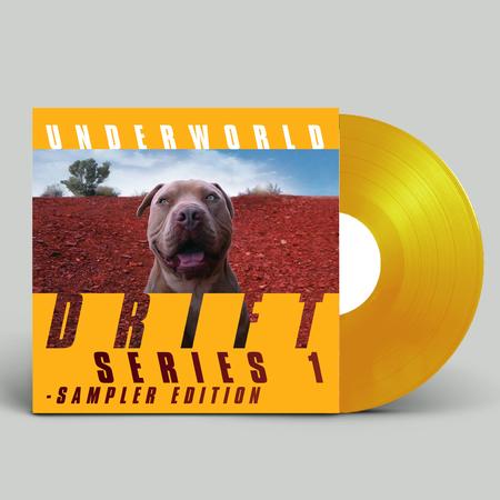 Underworld: DRIFT SONGS: Limited Edition Opaque Yellow Vinyl