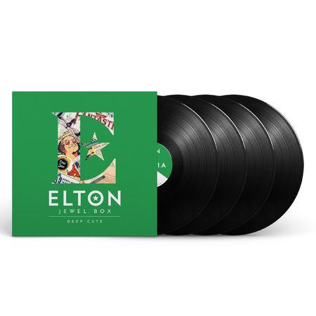 Elton John: Jewel Box - Deep Cuts (4LP)
