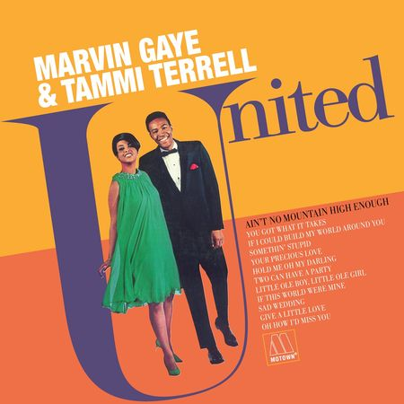 Marvin Gaye: United (with Tammi Terrell)