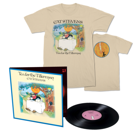 Yusuf: Tea For The Tillerman LP Bundle