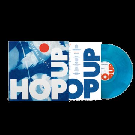 Orlando Weeks: Hop Up: Signed Limited Edition Blue Vinyl LP