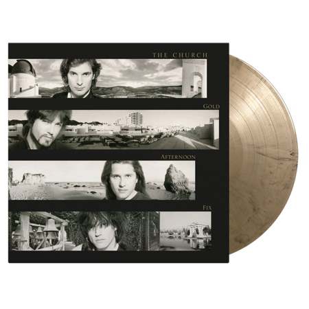 The Church: Gold Afternoon Fix: Limited Edition Gold & Black Vinyl