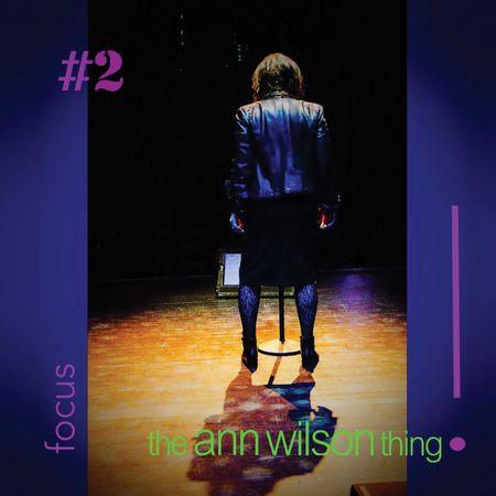 Ann Wilson: The Ann Wilson Thing #2 (CD)