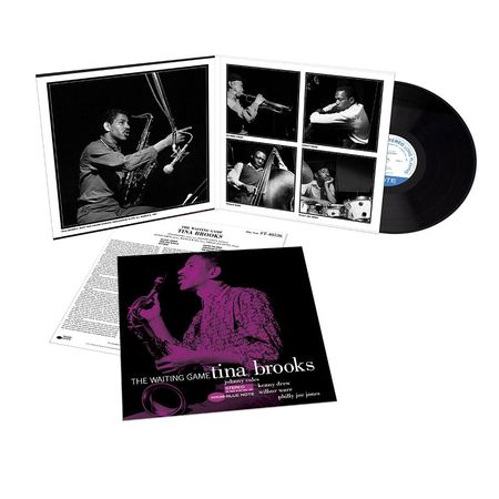 Tina Brooks: The Waiting Game LP (Tone Poet Series)