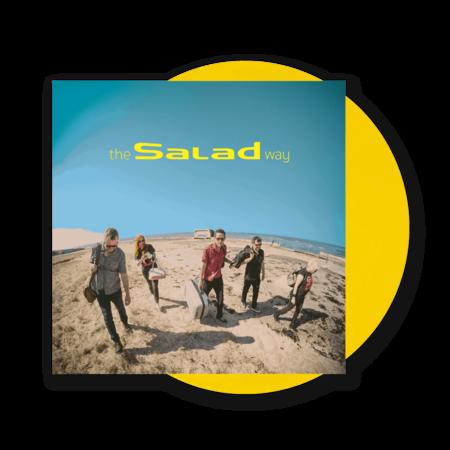 Salad: The Salad Way: Limited Edition Yellow Vinyl LP