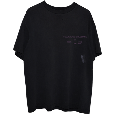 Post Malone: Hollywood's Bleeding T-Shirt