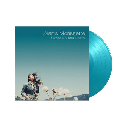 Alanis Morissette: Havoc and Bright Lights: Limited Edition Turquoise Vinyl