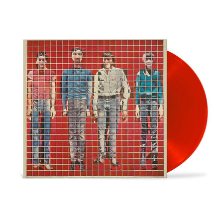Talking Heads: More Songs About Buildings And Food: Limited Edition Red Vinyl