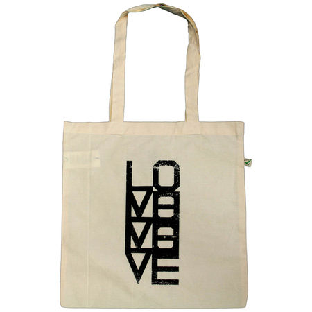 Ben Howard: LOVE LOVE LOVE TOTE