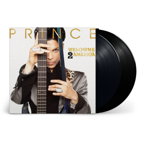 Prince: WELCOME 2 AMERICA: 2LP