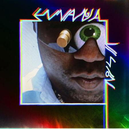 Ennanga Vision: Ennanga Vision (Neon Vinyl)