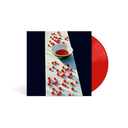 Paul McCartney: McCARTNEY LIMITED EDITION RED VINYL