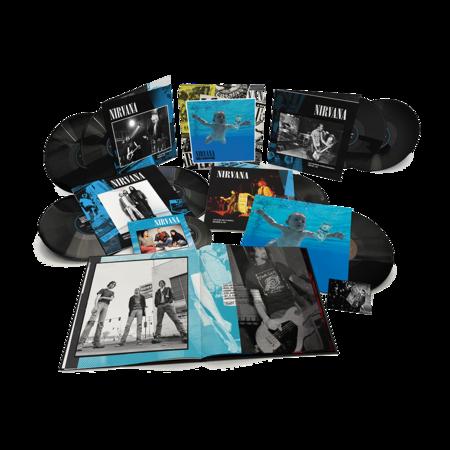 Nirvana: Nevermind: 30th Anniversary Super Deluxe Edition 180gm 8LP Vinyl Box Set