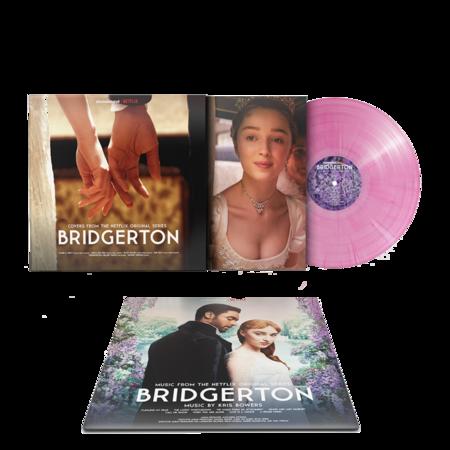 Kris Bowers   Vitamin String Quartet: Bridgerton: Limited Penelope's Pink Vinyl