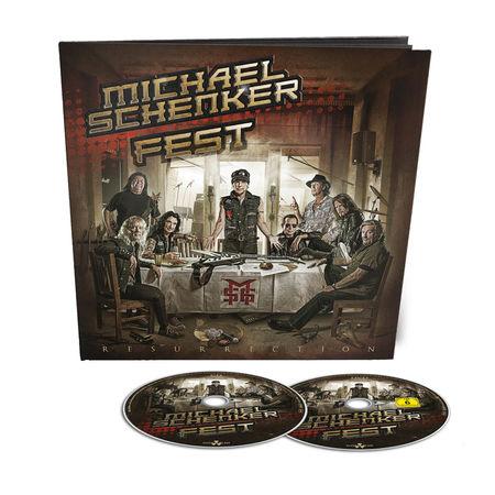 Michael Schenker Fest: Resurrection -  Earbook