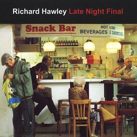 Richard Hawley: Late Night Final: Limited Edition Clear Vinyl