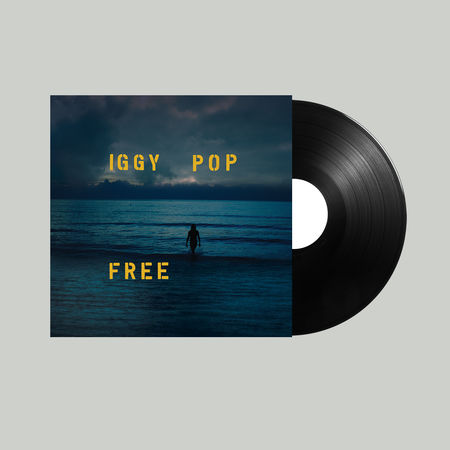Iggy Pop: Free (Deluxe Edition) (LP)