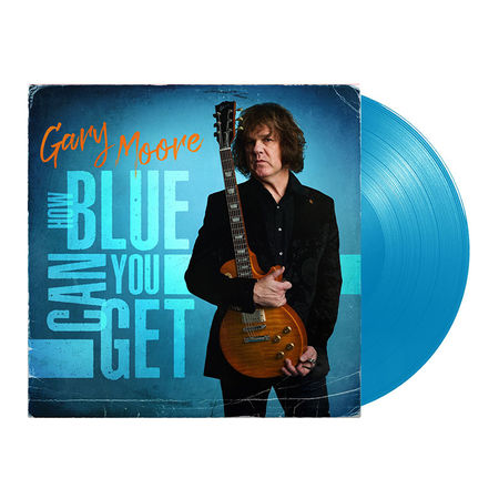 Gary Moore: How Blue Can You Get: Limited Edition Light Blue Vinyl