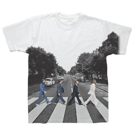The Beatles: Abbey Road Sublimination T-Shirt