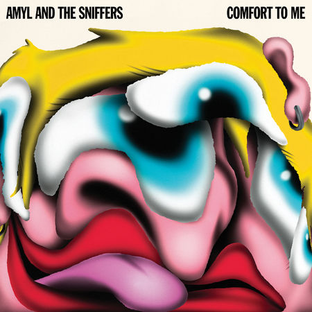 Amyl and the Sniffers: Comfort To Me: CD