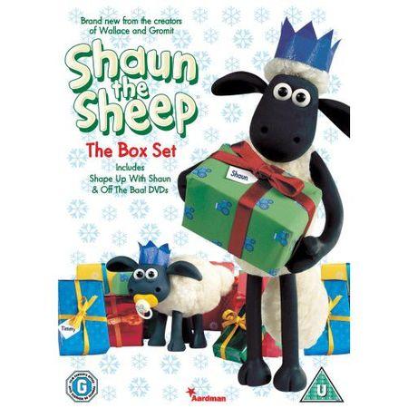 Shaun the Sheep: The Box Set DVD