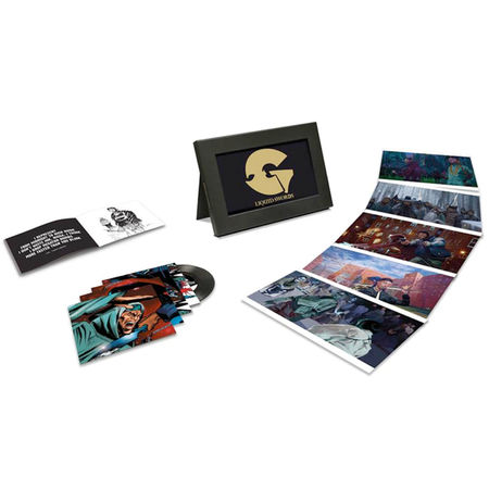 Gza: Liquid Swords: Single Collection (Art Box)
