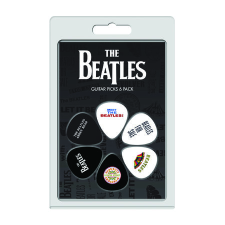 The Beatles: PERRI 6 PACK THE BEATLES - ALBUMS #1 PICKS