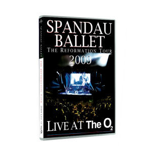 Spandau Ballet: Live At The O2 DVD (2009)