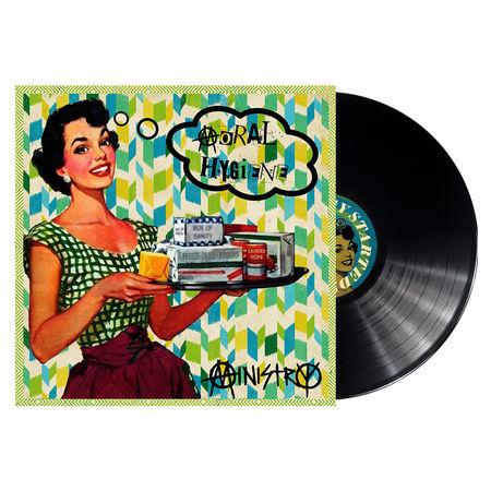 Ministry: Moral Hygiene: Limited Edition Gatefold Vinyl