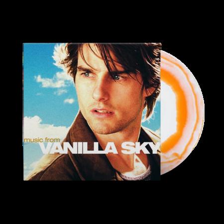 Various Artists: Music from Vanilla Sky: 20th Anniversary Gatefold White + Orange Swirl Vinyl 2LP