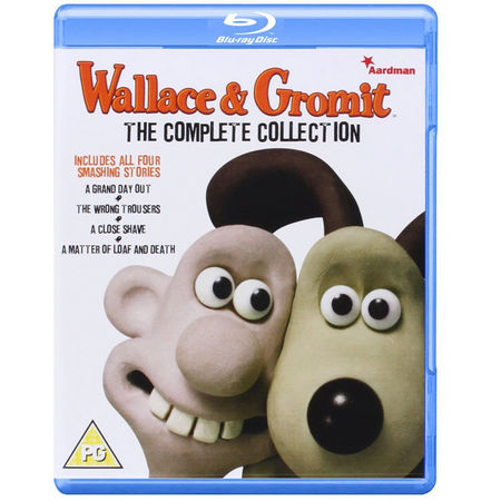 Wallace & Gromit: Wallace And Gromit The Complete Collection Blu-ray